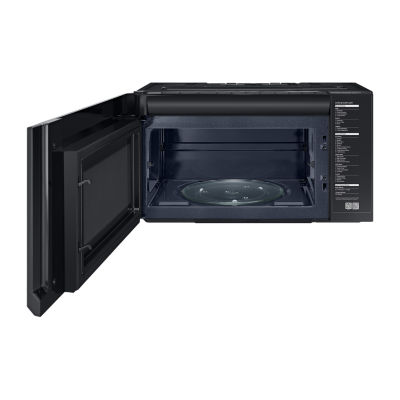 Samsung 2.1 cu. ft. Over-the-Range Microwave with Sensor Cooking