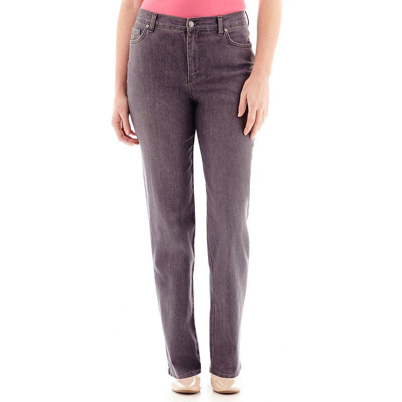 Gloria Vanderbilt Amanda Jeans plus size,  plus size fashion plus size appare