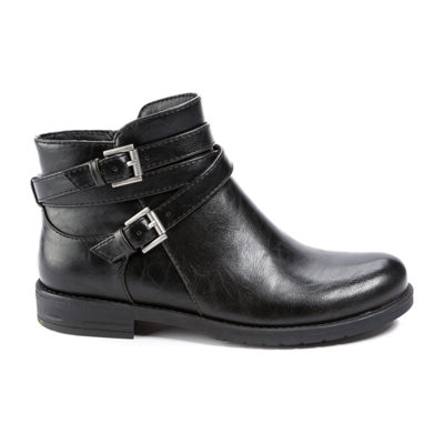 Yuu Womens Calissa Zip Bootie