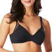 c6eea16fa7ace0 Warners Easy Does It No Bulge Wire Free Bra RM3911A JCPenney