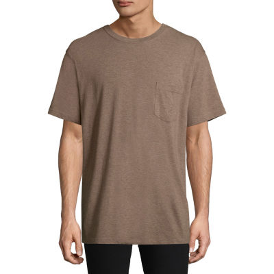 Stafford Short Sleeve Crew Neck T-Shirt-Big