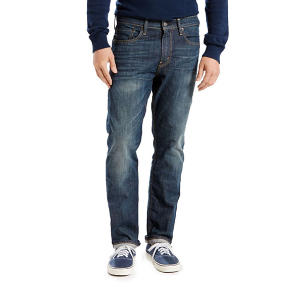 7899a410946025 Levi's® 502™ Regular Taper Fit Jeans - Stretch