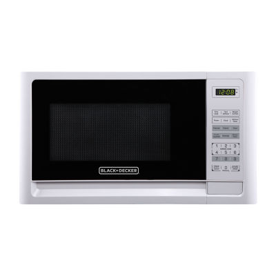 Black & Decker EM925AFO 0.9 Cu. Ft. Digital Microwave