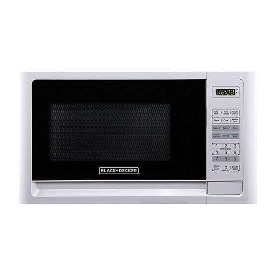 Black+Decker™ EM925AFO 0.9 Cu. Ft. Digital Microwave