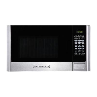 Black & Decker EM925AME-P1 0.9 Cu. Ft. Digital Microwave