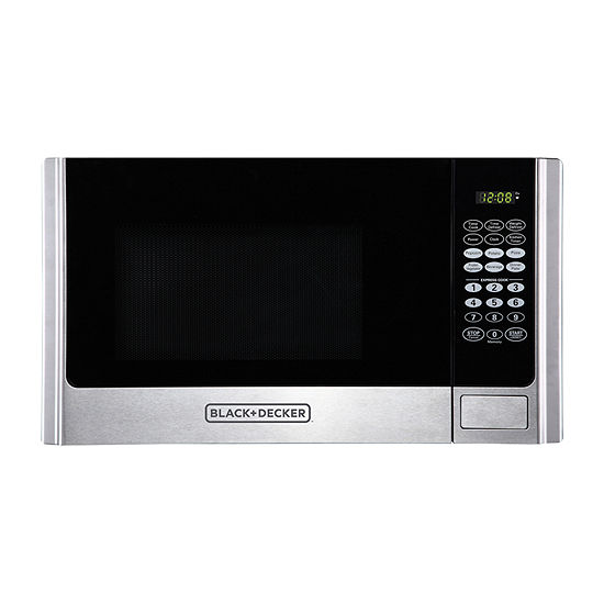 Black+Decker™ EM925AME-P1 0.9 Cu. Ft. Digital Microwave