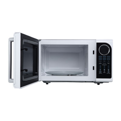 Black+Decker™ EM925ACP 0.9 Cu. Ft. Digital Microwave, Pull handle