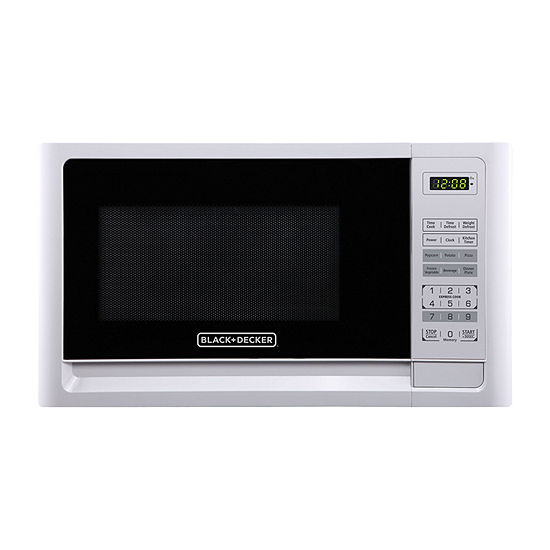 Black+Decker™ EM031MFO 1.1 Cu. Ft. Digital Microwave