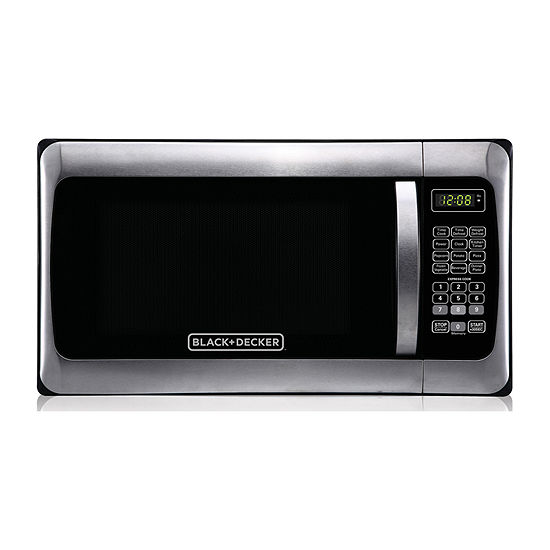 Black+Decker™ EM031MGG-X1 1.1-Cubic Foot Microwave