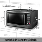 Toshiba EC042A5C-CHSS 1.5-Cubic Foot Convection Microwave