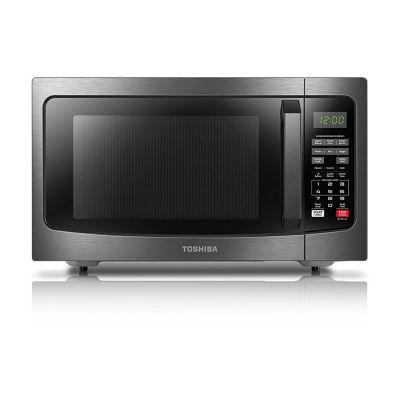 Toshiba EM131A5C-CHBS 1.2 Cu. Ft. Microwave with Smart Sensor