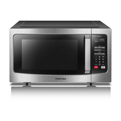 Toshiba EM245A5C-CHSS 1.6 Cu. Ft. Microwave w/ Inverter Technology