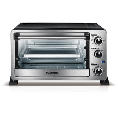 Toshiba MC25CEY-CHSS 6-Slice Convection Toaster Oven