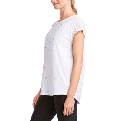 Jockey Fall 2018-Womens Round Neck Short Sleeve T-Shirt