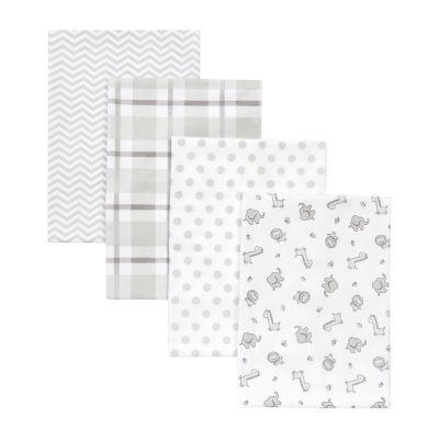 Trend Lab Safari Chevron 4-Pk. Blankets 4-pc. Blanket - Unisex