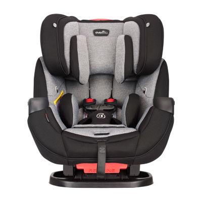 Evenflo Platinum Symphony DLX All-in-One Car Seat - Ashland Gray
