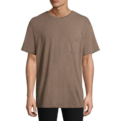 Stafford Short Sleeve Crew Neck T-Shirt-Extra Tall