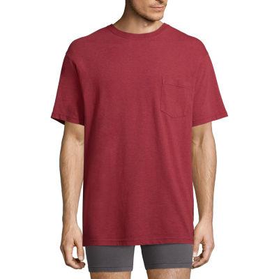 Stafford Short Sleeve Crew Neck T-Shirt-Tall