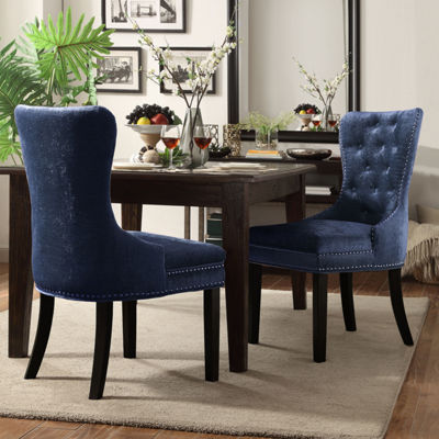 Chic Home Diana Dining Chair - Set of 2