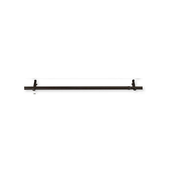 Rod Desyne Bay Extension 13/16 IN Curtain Rod