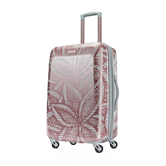 American Tourister Pirouette X 24 Inch Hardside Lightweight Luggage