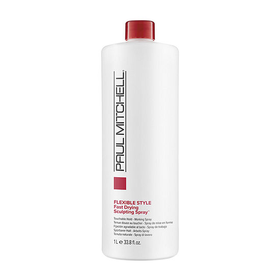 Paul Mitchell Fast Dry Sculpting Hair Spray-33.8 oz.