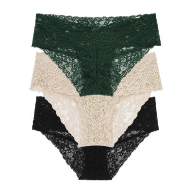 Dorina Lana 3-pc Polyamide Brief Panty