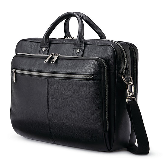 Samsonite Classic Leather Briefcase