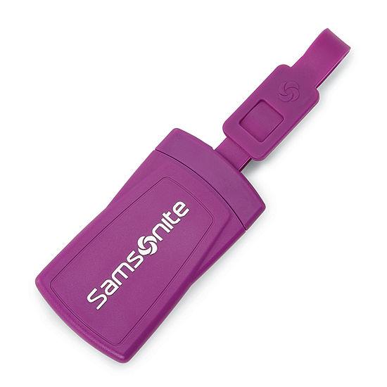 Samsonite 2 Pack Security ID Tags