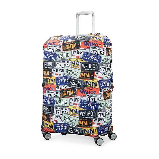 Samsonite XL Printed Luggage Covers