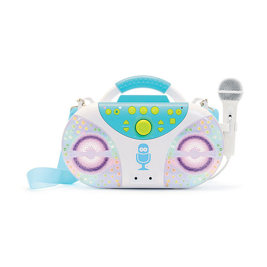 Singing Machine Kids Portable Boombox