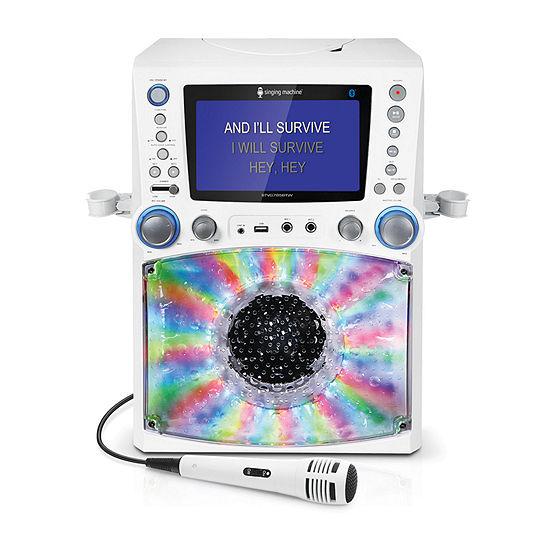Singing Machine Classic Series Bluetooth Karaoke System