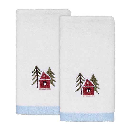 Avanti Christmas Village 2-pc. Fingertip Towel