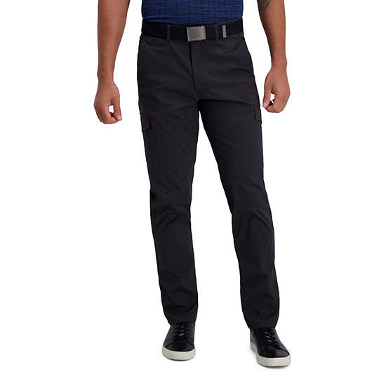 Haggar® The Active Series™ Free Trek™ Urban Cargo Straight Fit Flat Front Pant