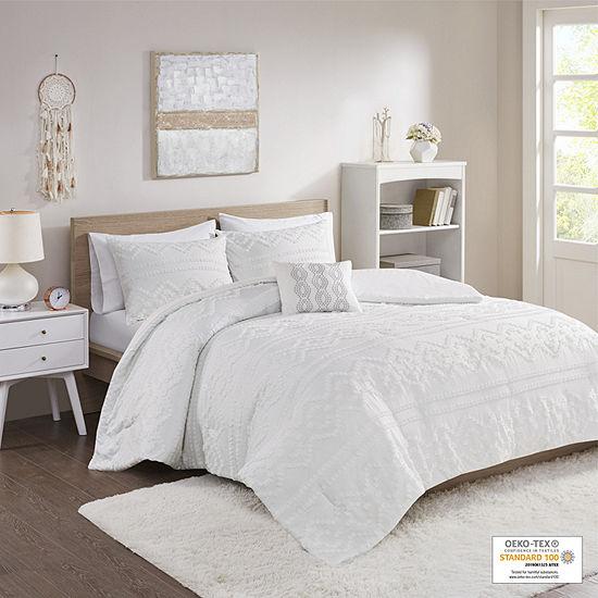 Intelligent Design Whitney Jacquard Comforter Set