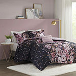 Intelligent Design Annabelle Floral Comforter Set