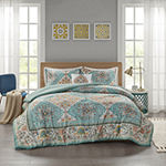 Intelligent Design Jasmine Comforter Set