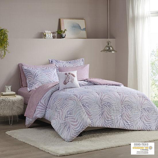 Intelligent Design Maya Comforter Set