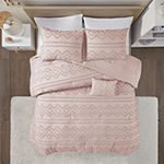 Intelligent Design Whitney Jacquard Comforter Set