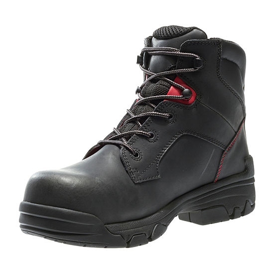 Wolverine Mens Merlin Flat Heel Lace Up Boots