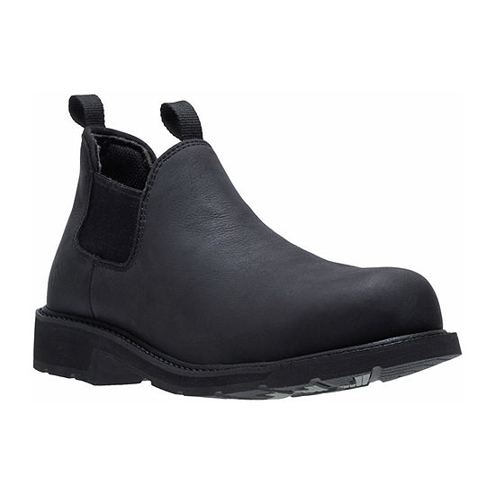 Wolverine Mens Rancher Romeo St Chelsea Flat Heel Boots