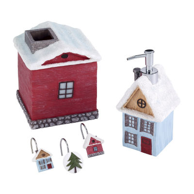 Avanti Christmas Village Soap Dispenser