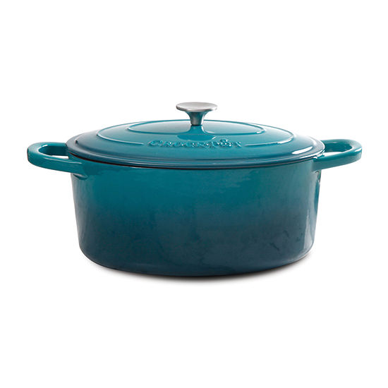 Gibson Cast Iron Dishwasher Safe Dutch Oven