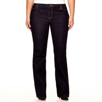 "a.n.a® 33"" Bootcut Jeans - Plus"