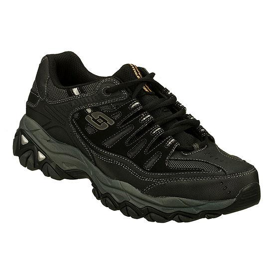 Skechers® Afterburn Memory Fit Mens Athletic Shoes