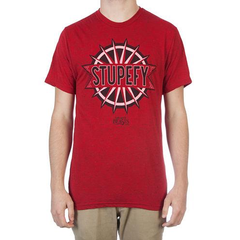 Fan Beasts Stupify Short Sleeve Graphic T-Shirt