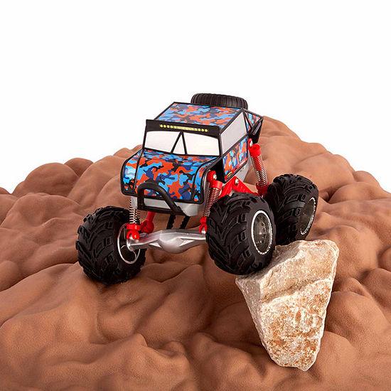 Extreme 4X4 Rock Crawler 3-Pc. Action Car Set