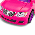 KidTrax Cool Car 12Volt Electric Ride-on in Pink