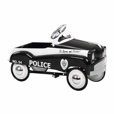 InSTEP Police Car Pedal Car
