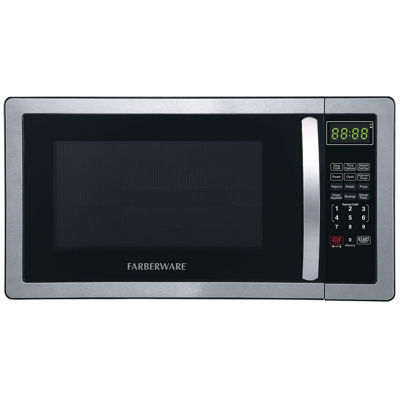 Farberware 1.1 Cu Ft Counter Microwave